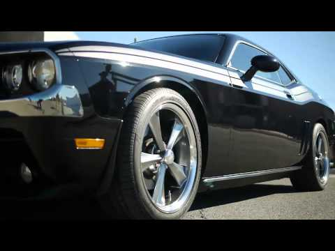 Charger Vs Challenger >> 2009 Dodge Challenger Rocket Racing Wheels - YouTube