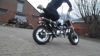 Dax Skyteam Pro 50cc