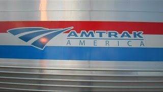 Amtrak Trains Baggage Car More Luxury Than Coach Car
