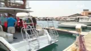 نشاطات لتطوير السياحة البحرية في مدينة  ينبع في#السعودية