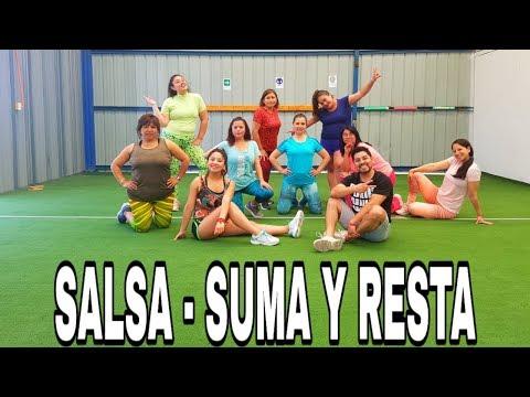 Suma Y Resta / ZUMBA / El Micha Feat Gilberto Santa Rosa By MD TWINS