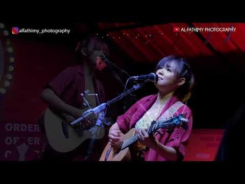 Hanya Rindu (Andmesh Kamaleng) - Tami Aulia Cover live in Gofood Festival Jogja
