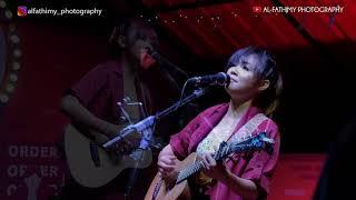 Download lagu Hanya Rindu Tami Aulia Cover live in Gofood Festival Jogja