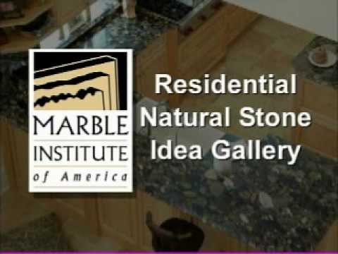 Kitchen And Bathroom Design Gallery: A Slideshow Of Kitchens & Bathrooms Featuring Natural Stone