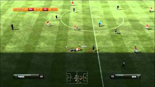 FIFA 12 Online Virtual Pro: Opportunities (Valencia vs Liverpool)