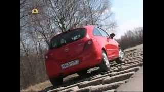Тест Драйв Opel Corsa vs Renault Clio ч.1
