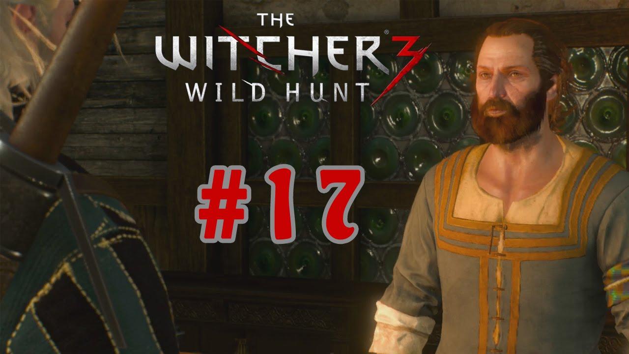 the witcher 3 wild hunt walkthrough part 17  stjepan's