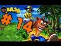 ผจญภัยกับหมาป่าสุดกวน-Crash Bandicoot #14 # OH YeaH