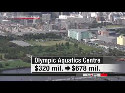 Tokyo panel: Olympic cost could expand fourfold