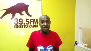 Ghetto Radio Presenter Bonoko on #IsayaQuickFire
