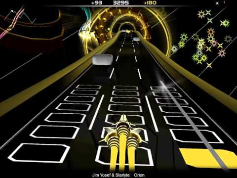 ORION (Jim Yosef & Starlyte) - Audiosurf