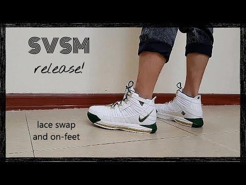 Lebron 3 SVSM Home: releasing finally