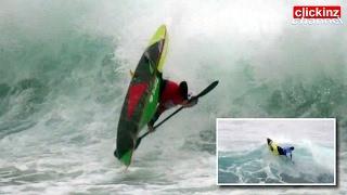 3ª COMPETICION COPA d Euskadi HONDAR KAYAK SURF d ZARAUTZ Zarauz EUSKADI CUP Sea Kayak d Mar carrier