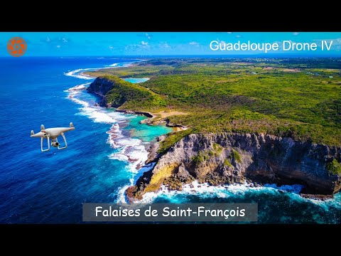 HD Drone Video | Saint-François, Guadeloupe