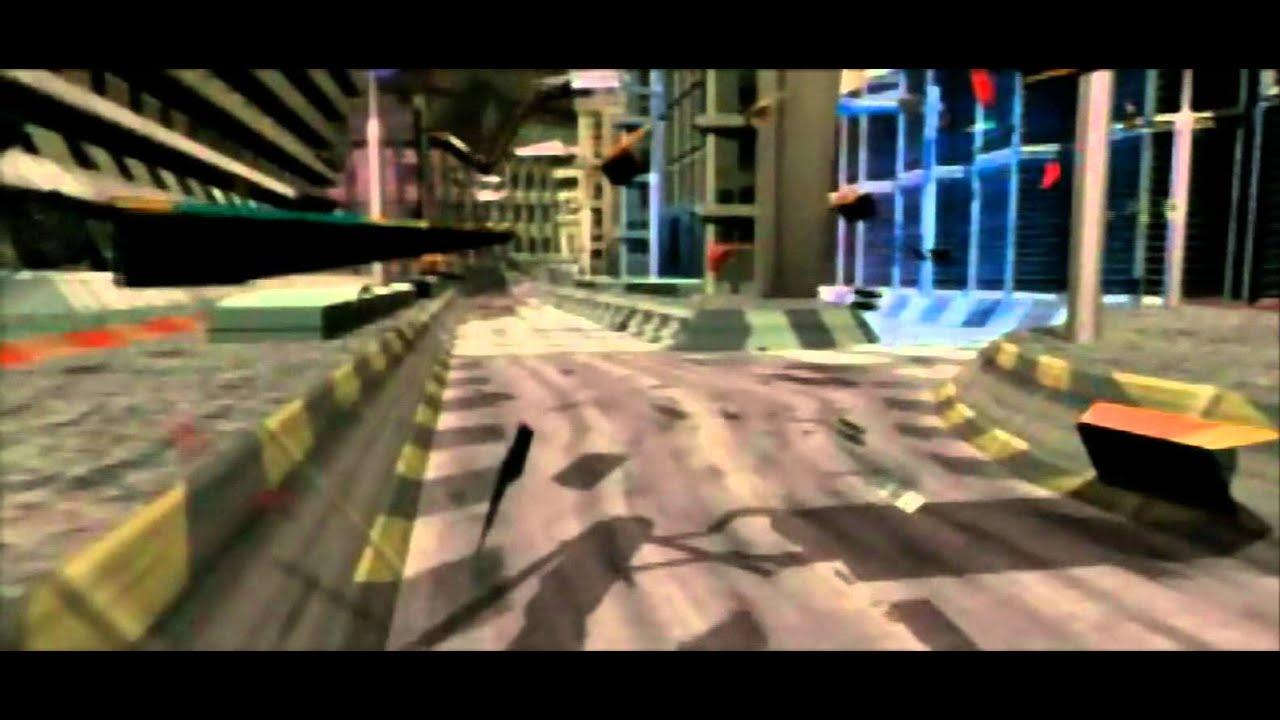 Wipeout 3 Intro