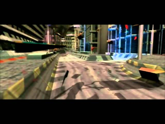 Wipeout 3 Intro