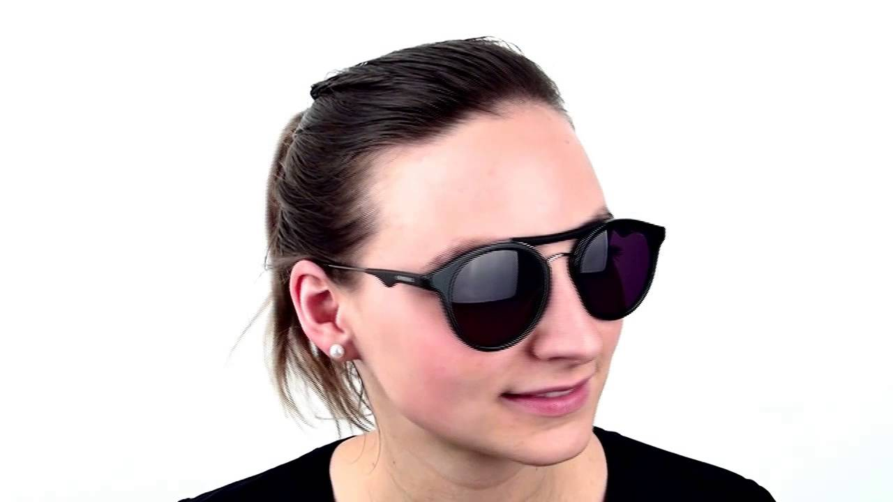 b93612bf9ea6 Carrera CARRERA 6008 ANS 70 Sunglasses - VisionDirect Reviews - YouTube