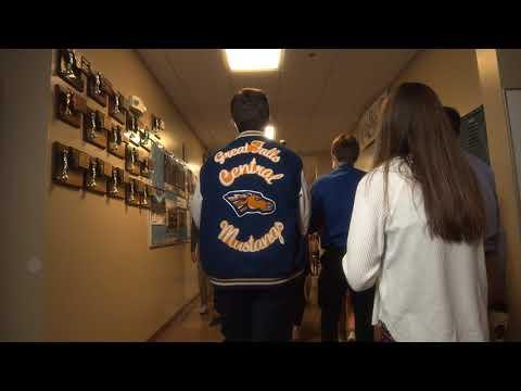 Great Falls Central Catholic High School - Enrollment