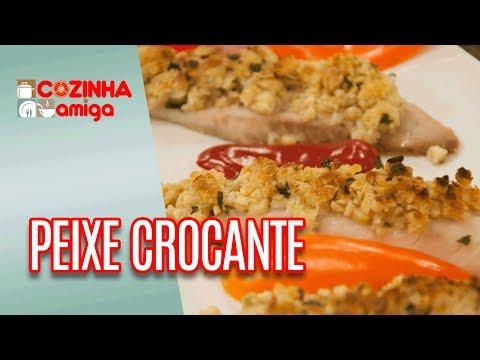 Prensadinho De Mandioca Com Peixe Crocante - Patricia Gonçalves | Cozinha Amiga (02/05/18)