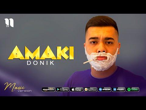 Donik - Amaki