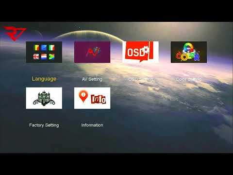 M258 Smart TV Box Support USB WiFi Youtube H 265 Box 1080P HD Media Player