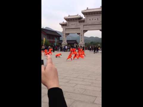 Shaolin Temple, Dengfeng (Henan China)