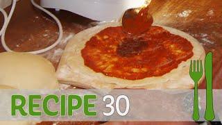 Pizza Dough Recipe Using A Bread Machine