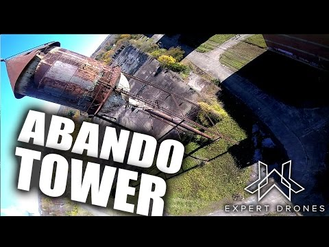 Linfield Industrial Park, PA  - Drone Abandoned Pennsylvania Stop 2 - DinoSoar - Expert Drones