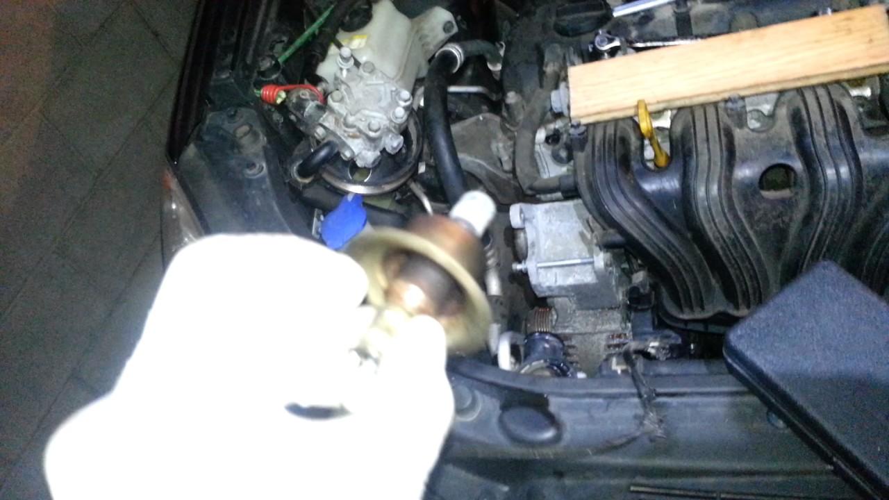 Hyundai Sonata Oxygen Sensor Youtube P0141 O2 Heater Circuit Bank 1 2 Check 2016 Car
