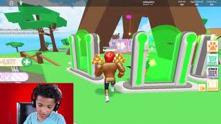 Roblox - Pet Ranch Simulator 09/13/2019 - Mika Alhadi