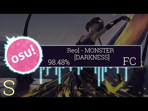 Reol - MONSTER l OSU!