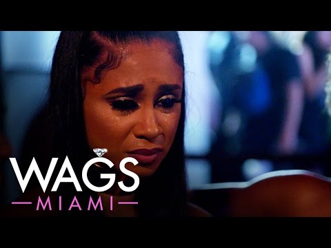 WAGS Miami | Reshad Jones Wants Engagement Ring Back | E!