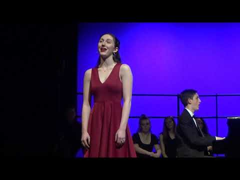 Thank You for the Music - Susie Mishkin - South Forsyth High School 5-8-2018