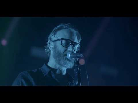 The National With Rone - Sleep Well Beast Live - Pitchfork Music Festival Paris 2017