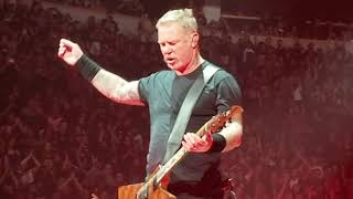 Metallica - Enter Sandman (Winnipeg Sept 13th 2018) Bell MTS Place
