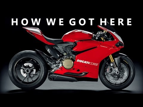 1299 Panigale - How Ducati Made an Icon