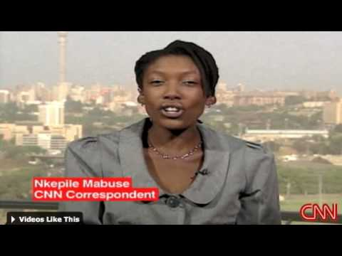 Powersharing in Zimbabwe: Lance Guma on CNN