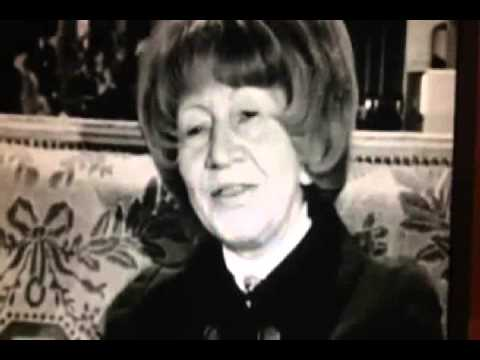 violette Leduc parle de Simone de Beauvoir