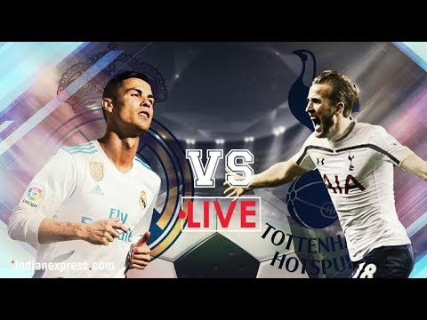Real Madrid Vs Tottenham Live Stream