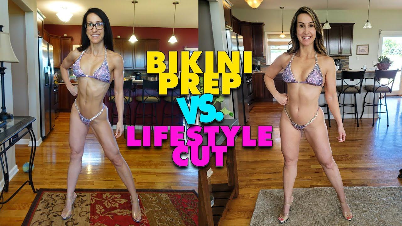Bikini Prep vs Lifestyle Cut WHATS the DIFF? SummerCUT Ep06