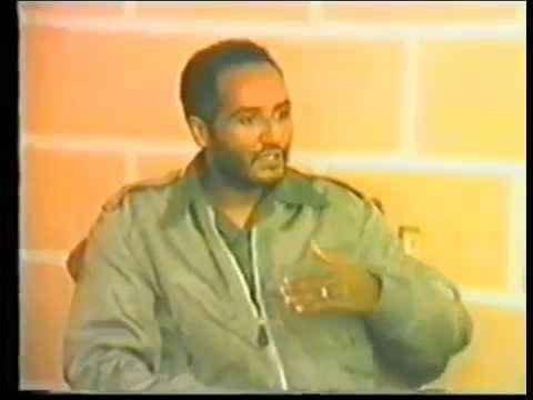 Ethiopian POWs: Pilot Bezabeh Petros, Col. Girma and Shambel Degafe