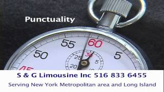 S & G Limousine Services - Long Island and New York Metropolitan area