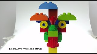 Lego Duplo (train 10558) - One Box Many Possibilities