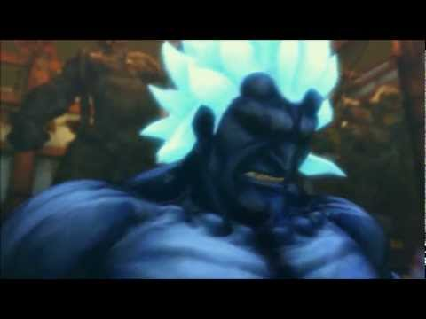 Super Street Fighter IV AE- Evil Ryu and Oni Quotes
