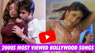 Top 25 - 2000s Most viewed Bollywood songs on YouTube | Simbly Chumma