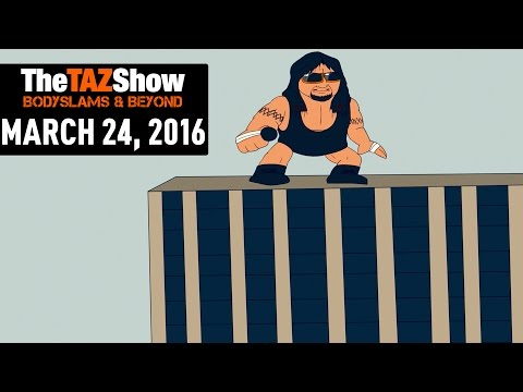 Taz comments on WWE's Kevin Dunn – The Taz  March 24, 2016
