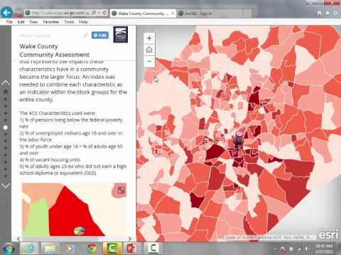 Community Asset Index
