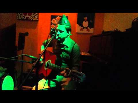 Sean Monistat- Comfort/Woman live at Path Cafe, NYC