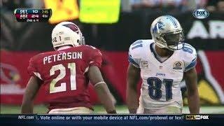Calvin Johnson vs Patrick Peterson (2012) | WR vs CB Highlights