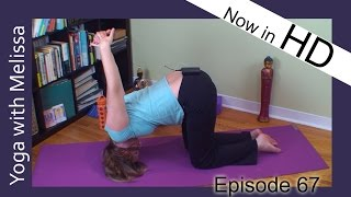 Yoga with Melissa 67: Special Series on Chakras and Their Archetypes: Heart Chakra and Kuan Yin HD